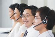 Bộ phận, tư vấn, chăm sóc khách hàng quảng cáo Hoàng Kim