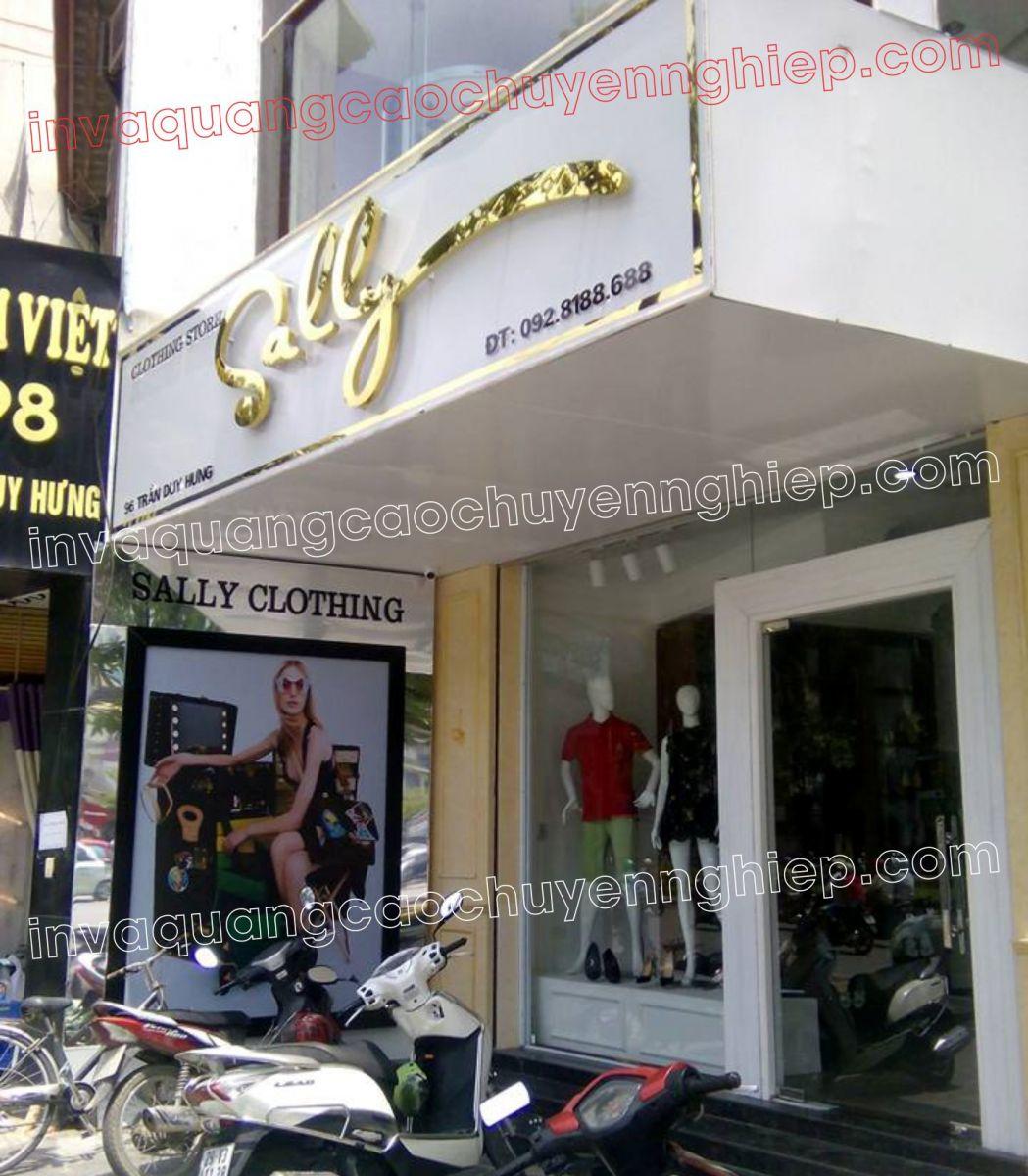 làm chữ inox đẹp tại Đà Nẵng
